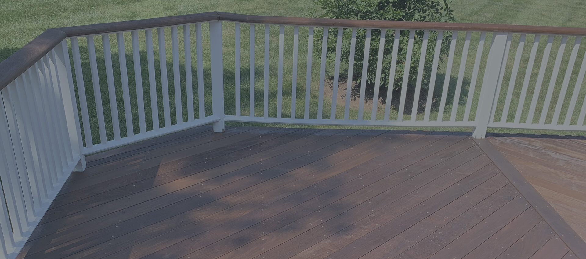 Brookeville Maryland Deck Restoration